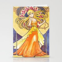 Princess Venus Stationery Cards