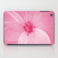 Pink Fairy Blossom Fract… iPad Case