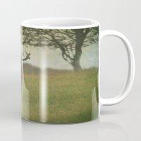 Charging Stag Mug