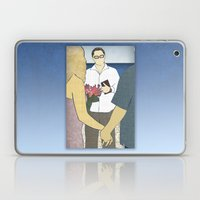 Beach wedding Laptop & iPad Skin