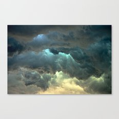 Seeing Thunder Canvas Print