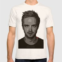 Breaking Bad Jesse Mens Fitted Tee Natural SMALL