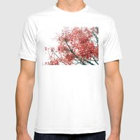 Star Berries Mens Fitted Tee White SMALL