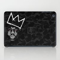 Biggie Basquiat iPad Case
