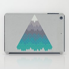 Many Mountains iPad Case