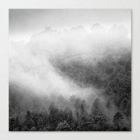 Hail Canvas Print