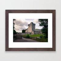 Ross Castle Framed Art Print