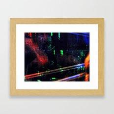 Abduct 5 Framed Art Print