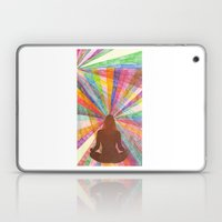 Meditation Laptop & iPad Skin