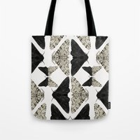 Peppered Moth Tote Bag