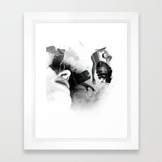 Expulsion Framed Art Print