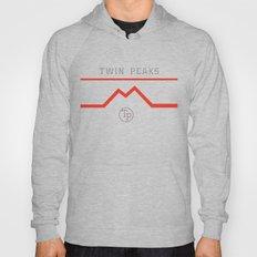 Twin Peaks High School Hoody