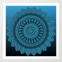 Mandala for the Masses Art Print