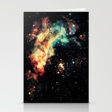 Look for brightness in the dark Stationery Cards