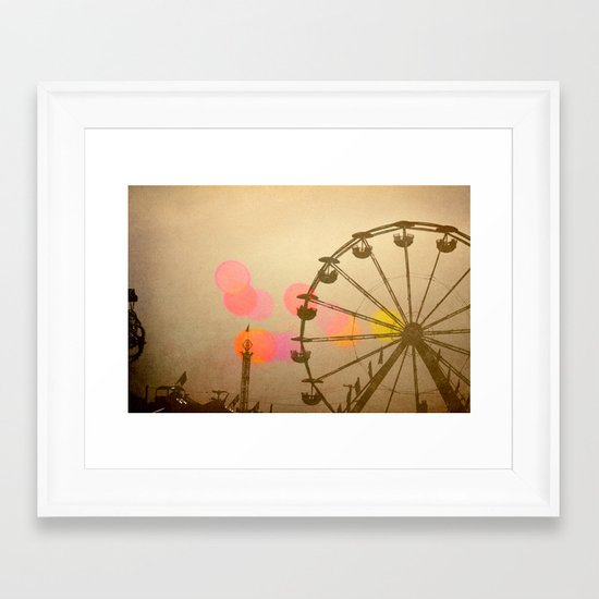 Return to Summer Framed Art Print
