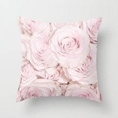 Roses have thorns Throw Pillow