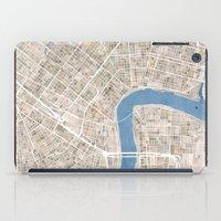 New Orleans Cobblestone … iPad Case