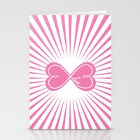 PENDO MILELE 4 Stationery Cards