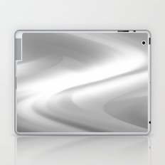 DREAM PATH (Greys & White) Laptop & iPad Skin