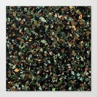 Panelscape: colours from KARMA CHAMELEON 3 Canvas Print