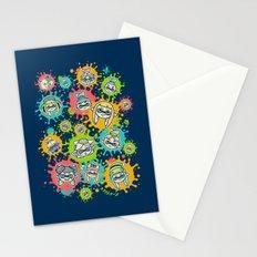 Splat Festival Stationery Cards