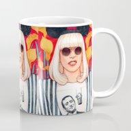 Jazz Art Pop Punk Mug