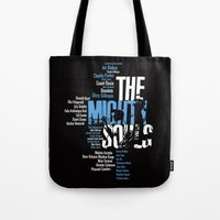 The Mighty Souls: Jazz L… Tote Bag