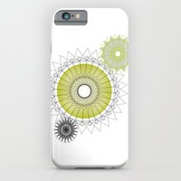 Modern Spiro Art #5 iPhone 6 Slim Case