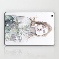 Breathe in, breathe out Laptop & iPad Skin