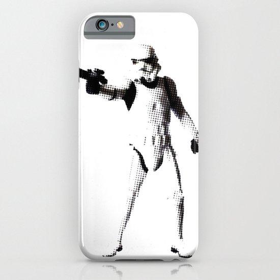 Storm Trooper iPhone & iPod Case