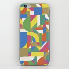 Letter i iPhone & iPod Skin