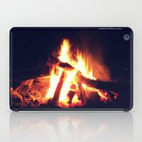 Streams of Fire iPad Case
