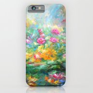 Roses Paint  iPhone 6 Slim Case
