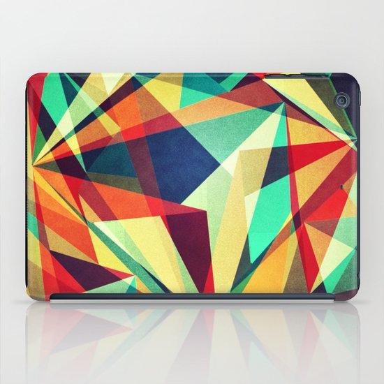 Broken Rainbow iPad Case