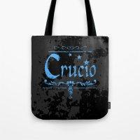 Harry Potter Curses: Cru… Tote Bag