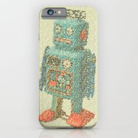 iPhone Cases featuring Rules of Robotics by Robotic Ewe