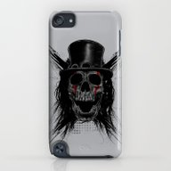 Skull Hat iPod touch Slim Case