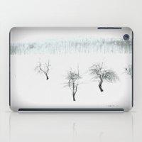 Bare Bones In Winter iPad Case