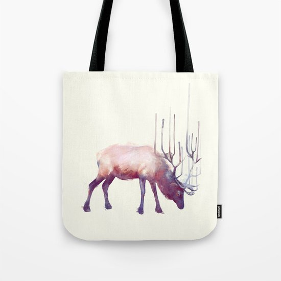 Elk // Solitude Tote Bag