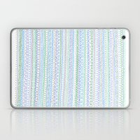 Blue Green Laptop & iPad Skin