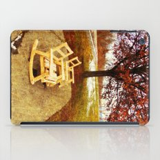 Come Sit, Stay Awhile... iPad Case