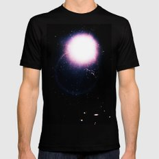 untitled GDB Mens Fitted Tee Black SMALL