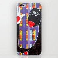 MAMMA AFRICA-CUORE IN MA… iPhone & iPod Skin