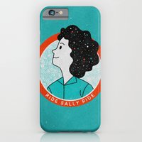 Ride Sally Ride iPhone 6 Slim Case