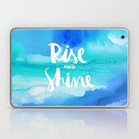 Rise And Shine - Collabo… Laptop & iPad Skin