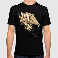 Phoenixgami Mens Fitted Tee Black SMALL