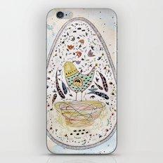 Egg iPhone & iPod Skin