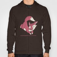 The Quick Brown Fox Jump… Hoody