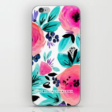 Savannah Flower iPhone & iPod Skin