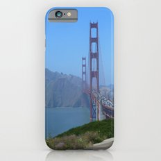 Golden Gate Bridge from the Presidio iPhone 6 Slim Case
